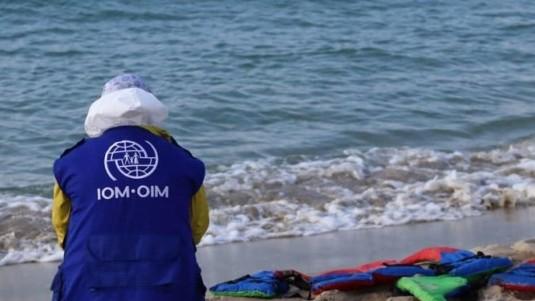 Chìm thuyền ngoài khơi Tusinia, hơn 40 người di cư thiệt mạng