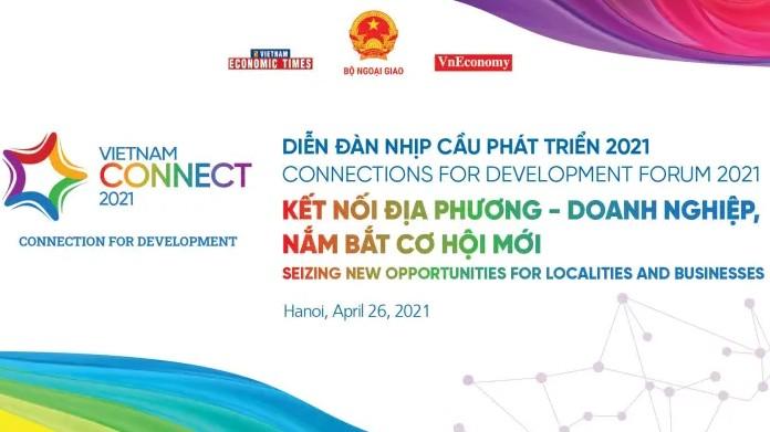 Diễn đàn Nhịp cầu Phát triển Việt Nam 2021