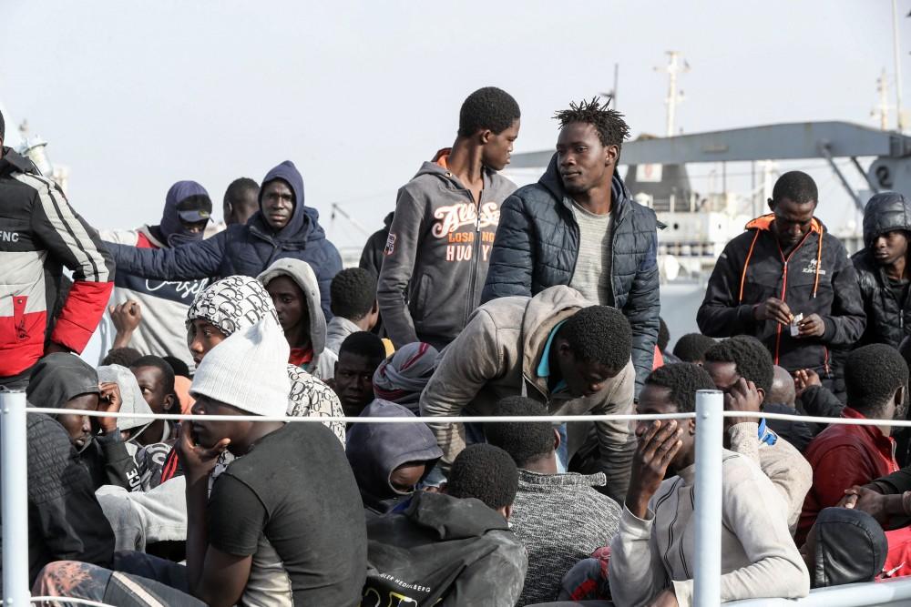 Libya: Giải cứu hơn 170 người vượt biển trái phép, nạn di cư vẫn nhức nhối