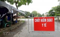 Covid-19: Khuyến cáo mới nhất của Hà Nội liên quan đến người trở về từ huyện Thuận Thành, Bắc Ninh