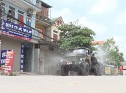 Hưng Yên phát hiện 2 ca mắc Covid-19 mới, thị xã Mỹ Hào khoanh vùng dập dịch