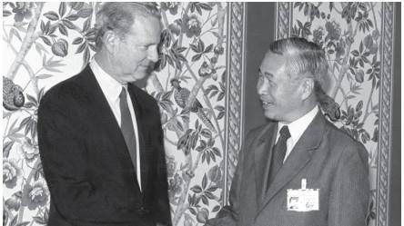 Nhớ Bộ trưởng Nguyễn Cơ Thạch - Một vài ký ức nhỏ về một nhân cách lớn