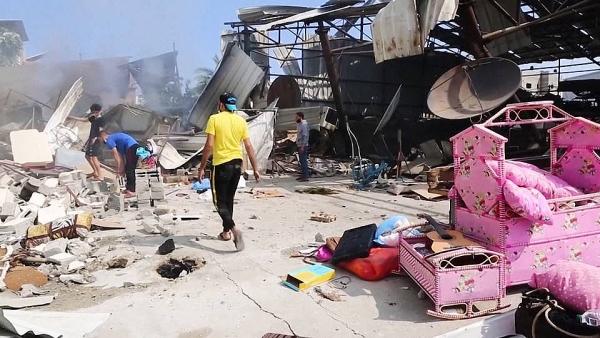 Xung đột Israel-Palestine: Trên 40% người tử vong tại Gaza là phụ nữ và trẻ em
