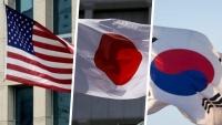 Quan hệ Mỹ-Nhật Bản-Hàn Quốc và 'vũ điệu tango' do Washington 'biên đạo'