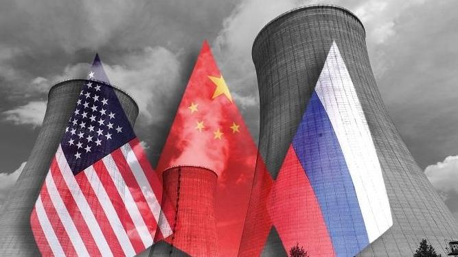Tam giác quyền lực Mỹ-Trung-Nga (Kỳ I): Xa rồi thời '2 đấu 1'