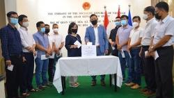 Người Việt tại Ai Cập, Đức và Campuchia chung tay ủng hộ Quỹ vaccine phòng, chống dịch Covid-19