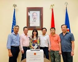 Tổng Lãnh sự quán Việt Nam tại Texas phát động ủng hộ Quỹ vaccine phòng Covid 19