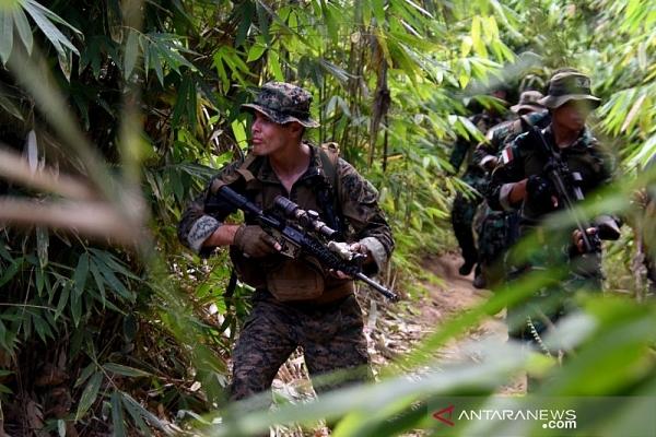 Mỹ-Indonesia: Thủy quân lục chiến khởi động tập trận chung Reconex 21-II