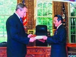 Đại sứ Nguyễn Tâm Chiến: Hợp tác 'cùng có lợi' - phương châm bảo toàn thành quả quan hệ Việt-Mỹ
