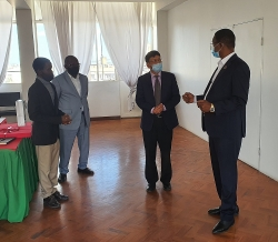 Mozambique - Đảng cầm quyền Frelimo mong muốn đẩy mạnh quan hệ với Đảng Cộng sản Việt Nam