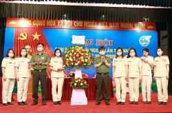 Phụ nữ Cục Đối ngoại - cầu nối cho các hoạt động hợp tác, đối ngoại của phụ nữ Bộ Công an