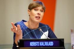 Tổng thống nước nào là nhà vận động toàn cầu vì phụ nữ và trẻ em?