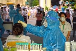 Covid-19 ở TP. Hồ Chí Minh: Tạm dừng hoạt động sản xuất tại Công ty Nidec Sankyo