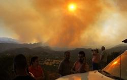 Cyprus: Cháy rừng lớn nhất trong gần 50 năm qua, 4 người thiệt mạng