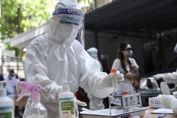 Covid-19 ở Việt Nam sáng 11/7: Thêm 607 ca mắc mới, riêng TP. Hồ Chí Minh 443 ca, hơn 4 triệu liều vaccine tiêm chủng