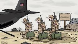 Afghanistan, khoảng trống quyền lực và nỗi lo không của riêng ai