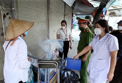 Covid-19 ở Hà Nội sáng ngày 25/7: 10 ca mắc mới tại 6 ổ dịch