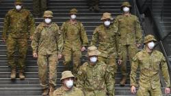 Covid-19 ở Australia: Hàng trăm binh sĩ tham gia chống dịch tại Sydney