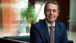 Phó Tổng thống, Bộ trưởng Ngoại giao Thụy Sỹ Ignazio Cassis thăm Việt Nam
