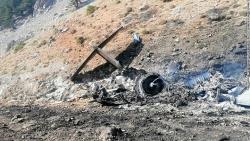 Thông tin mới nhất về máy bay cứu hỏa Nga rơi tại Thổ Nhĩ Kỳ