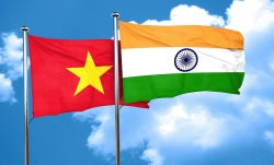 Điện mừng nhân dịp kỷ niệm 75 năm Ngày Độc lập của Ấn Độ