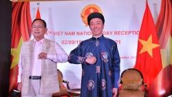Kỷ niệm trọng thể 76 năm Quốc khánh Việt Nam tại New Delhi