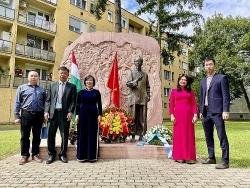 Mùa thu Hungary nhớ Bác Hồ và những chiến sỹ vì hòa bình, độc lập, tự do