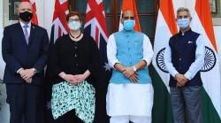 Ấn Độ-Australia: Quan hệ tụt dốc với Trung Quốc và sự hội tụ lợi ích chiến lược
