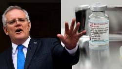 Thủ tướng Australia: Các thành viên gia đình có thể tới hiệu thuốc tiêm vaccine Covid-19