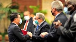 Đại sứ Lê Thanh Tùng: Dù cách xa nửa vòng Trái đất, Việt Nam-Cuba vẫn luôn sát cánh bên nhau