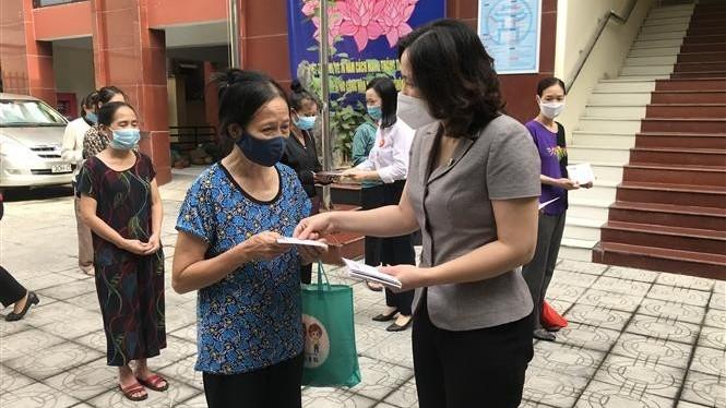 San sẻ gánh nặng với nữ lao động di cư ở Hà Nội
