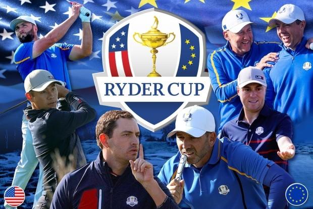 Ryder Cup 2021: Sức trẻ Mỹ áp đảo kinh nghiệm Âu châu