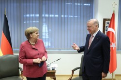 Ấn định ngày Thủ tướng Đức Angela Merkel thăm 'giã biệt' Thổ Nhĩ Kỳ