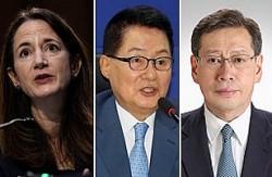 Ba 'ông trùm' tình báo Mỹ-Nhật-Hàn họp ở Seoul
