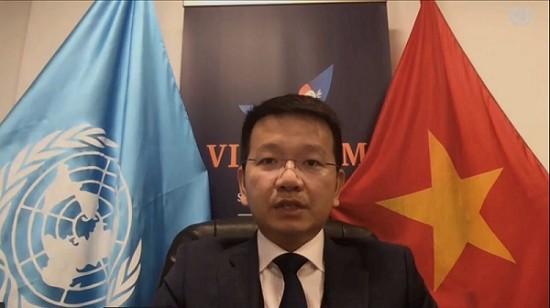 Việt Nam đồng bảo trợ cuộc họp Hội đồng Bảo an Liên hợp quốc về tình hình Haiti