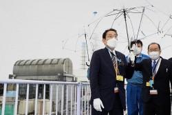 Nhật Bản: Thủ tướng Kishida Fumio 'kiểm tra tiến độ' nhà máy điện hạt nhân Fukushima