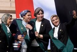 Ngày 'chiến thắng của phụ nữ Ai Cập'