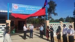 Tinh thần tương thân tương ái lan tỏa trong cộng đồng người Việt ở Campuchia