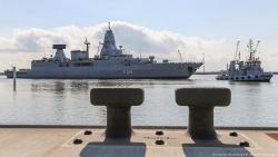 Đề nghị Đức đưa tàu chiến tới Đông Á, Nhật Bản củng cố chiến dịch chống Trung Quốc?