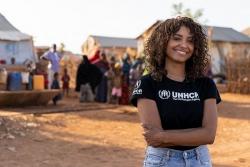 Tân Đại sứ thiện chí UNHCR: Cam kết lên tiếng bênh vực những người tị nạn