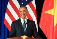 Toàn cảnh cuộc họp báo chung Việt Nam – Hoa Kỳ