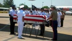 Lễ bàn giao hài cốt quân nhân Hoa Kỳ lần thứ 155