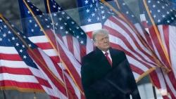 Cựu Tổng thống Mỹ Donald Trump được tuyên 'trắng án'