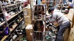 Động đất tại Nhật Bản: Hơn 100 người bị thương, chính phủ cảnh báo dư chấn mạnh, gần một triệu hộ dân mất điện