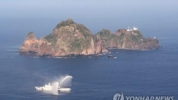 Hàn Quốc bác tuyên bố mới của Nhật Bản về chủ quyền đối với quần đảo tranh chấp giàu tài nguyên