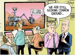 Chính sách của Mỹ đối với Trung Quốc: Bình mới, rượu cũ?