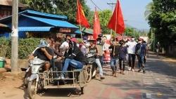 Trung Quốc liên lạc với tất cả các bên tại Myanmar, mong muốn tình hình hạ nhiệt