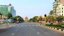 Đại sứ quán Việt Nam tại Lào thông báo về tình hình Covid-19, đề nghị công dân tuân thủ nghiêm túc quy định của sở tại