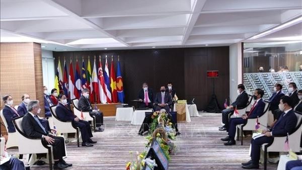 Hợp tác ứng phó Covid-19 của ASEAN: Chung tay vượt qua đại dịch!