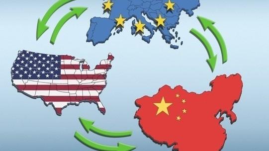Thế tiến thoái lưỡng nan trong quan hệ Trung Quốc - Mỹ - EU